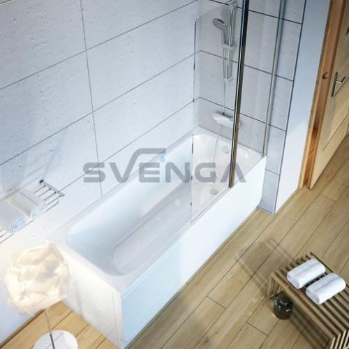 Ravak Chrome akrilinė stačiakampė vonia