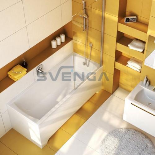 Ravak Classic akrilinė stačiakampė vonia
