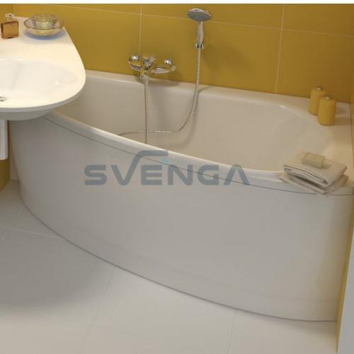 Ravak Avocado akrilinė asimetrinė vonia