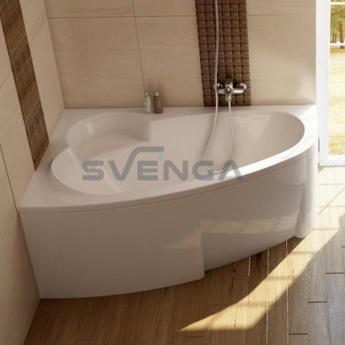 Ravak Asymmetric akrilinė asimetrinė vonia
