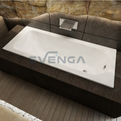 Kaldewei Saniform Plus plieninė vonia, plieno storis 3,5 mm