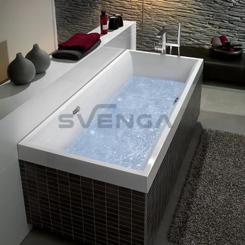 Villeroy & Boch Squaro akrilinė stačiakampė vonia 170x75 cm