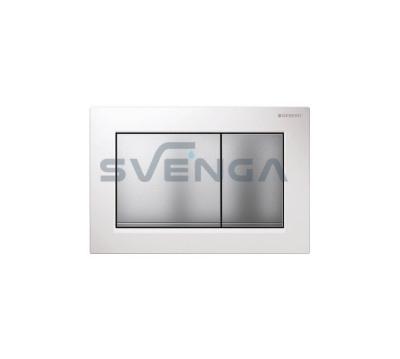 Geberit Sigma30 vandens nuleidimo mygtukas