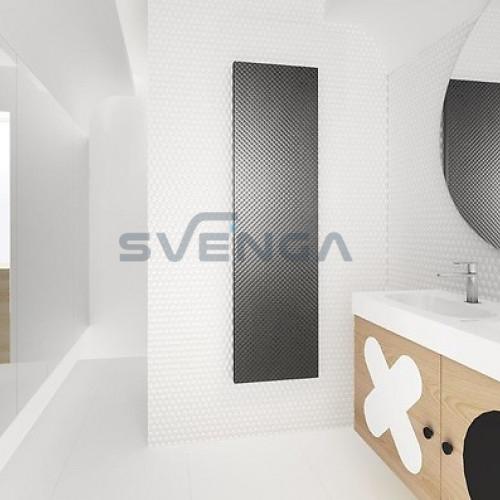 Instal Projekt Invento Mua Fi radiatorius vertikalus