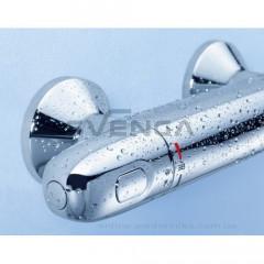 Grohe Grohtherm 1000 termostatinis dušo maišytuvas su dušo stovu 34151003