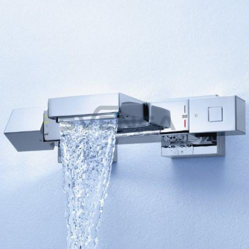 Grohe Grohtherm Cubus termostatinis vonios maišytuvas
