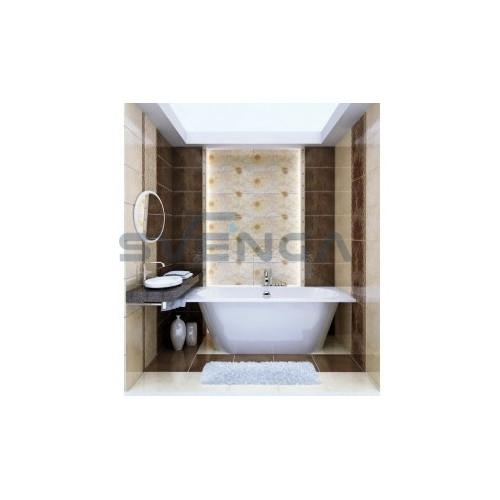 Vispool Evento 1 1750x750mm lieto akmens vonia