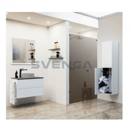 Kamė D-Line 80 vonios baldų komplektas