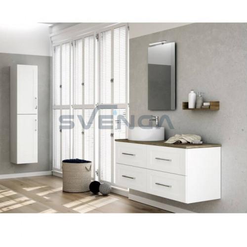 Kamė Adagio 120 vonios baldų komplektas