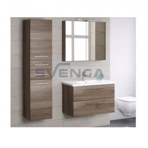 Kamė Gama 80 vonios baldų komplektas