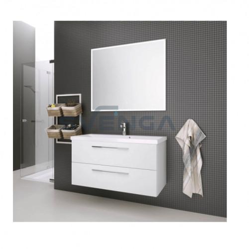 Kamė Gama 100 vonios baldų komplektas