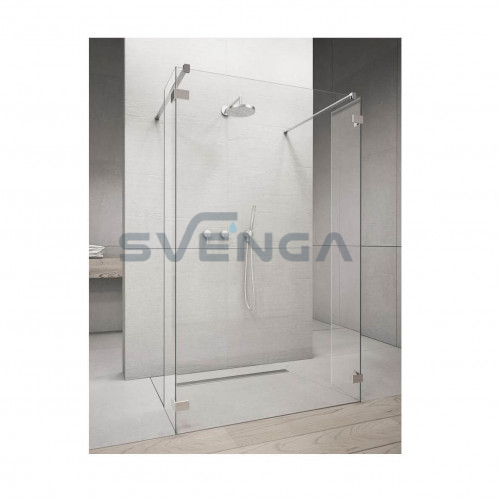 Radaway Euphoria Walk-in I stabili dušo sienelė