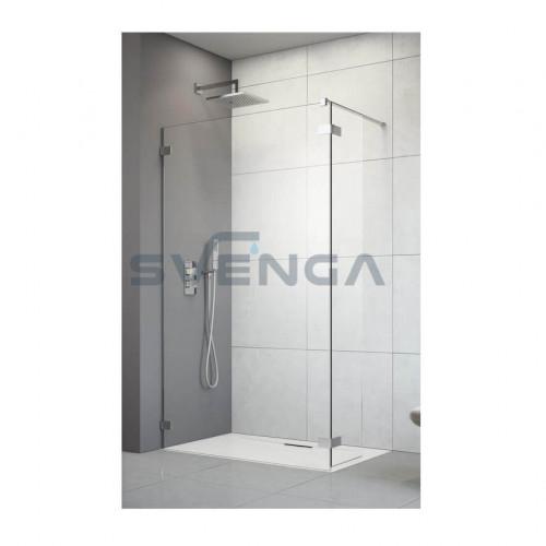 Radaway Arta Walk-in stabili dušo sienelė