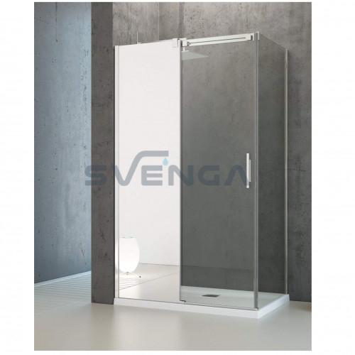 Radaway Espera KDJ Mirror kvadratinė dušo kabina