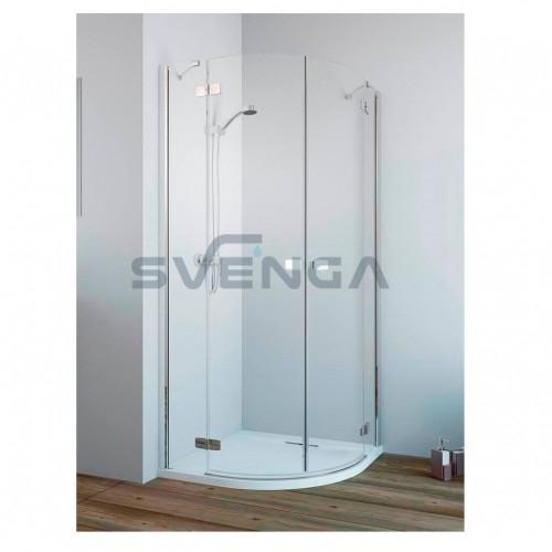 Radaway Fuenta New PDD pusapvalė dušo kabina