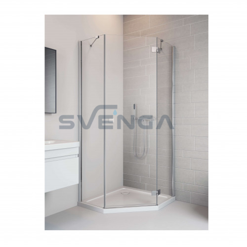 Radaway Essenza New PTJ penkiakampė dušo kabina