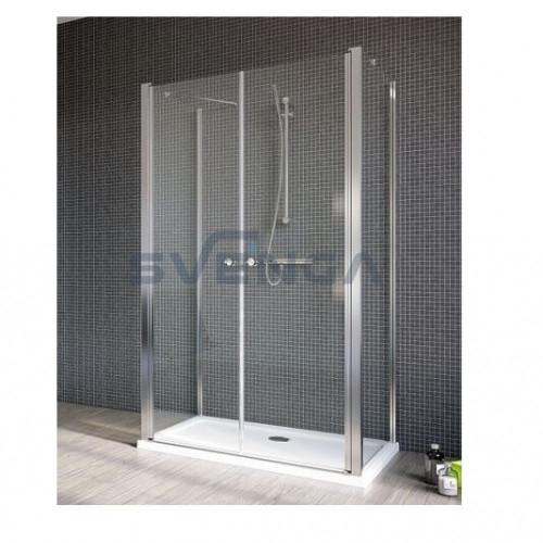 Radaway Eos II DWD+2S kvadratinė dušo kabina