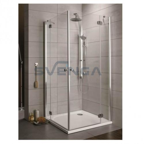 Radaway Torrenta KDD kvadratinė dušo kabina
