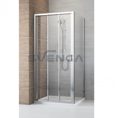 Radaway Evo DW+S kvadratinė dušo kabina