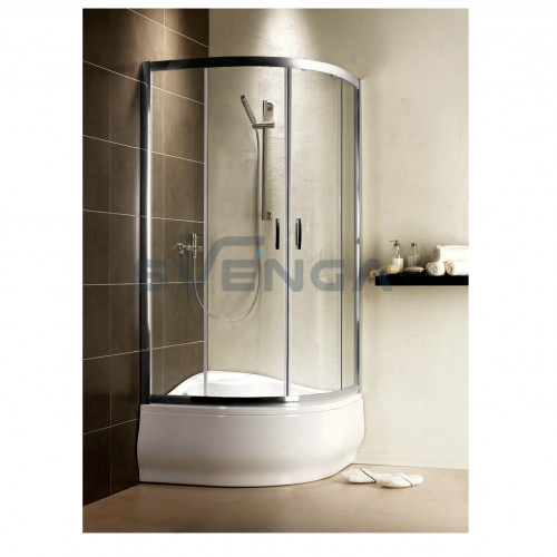 Radaway Premium Plus A 1700 pusapvalė dušo kabina
