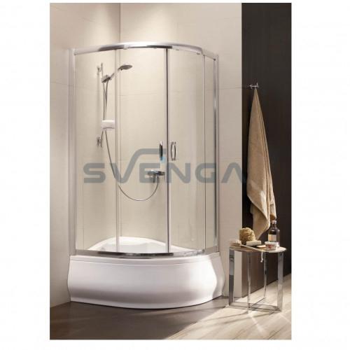 Radaway Premium Plus E 1700 pusapvalė dušo kabina