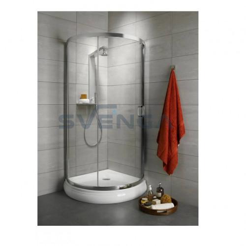 Radaway Premium Plus B pusapvalė dušo kabina