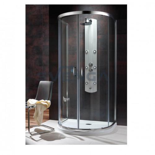 Radaway Premium Plus P pusapvalė dušo kabina