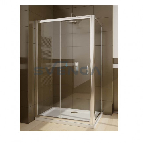Radaway Premium Plus DWJ+S kvadratinė dušo kabina