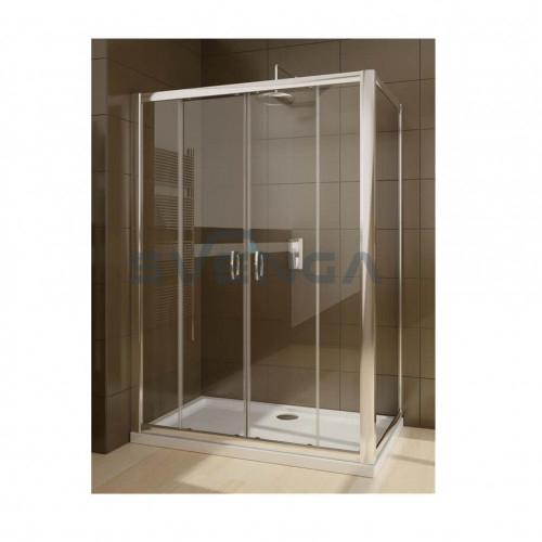 Radaway Premium Plus DWD+S kvadratinė dušo kabina