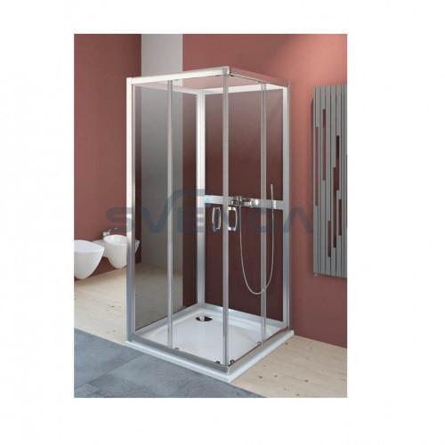 Radaway Premium Plus 2S kvadratinė dušo kabina
