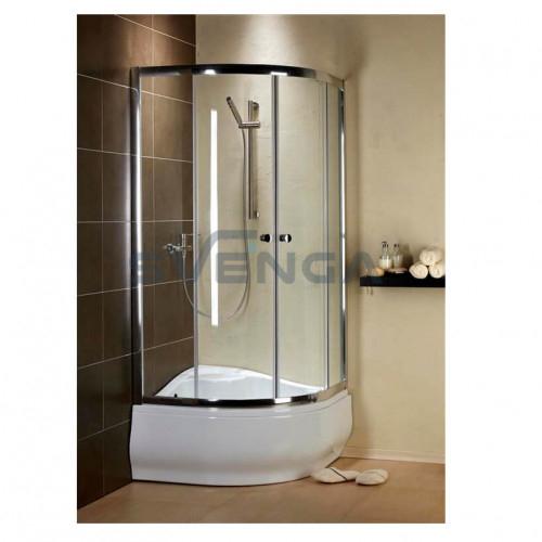 Radaway Premium A 1700 pusapvalė dušo kabina
