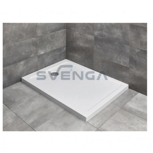 Radaway Doros F kvadratinis akrilinis dušo padėklas