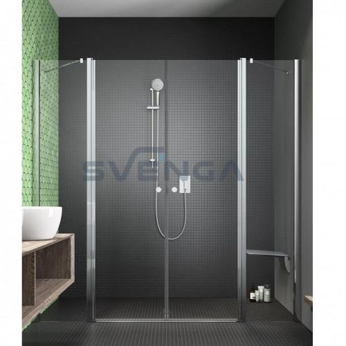 Radaway Eos II DWD nišinės dušo durys