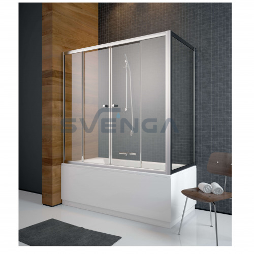 Radaway Vesta DWD+S vonios sienelė