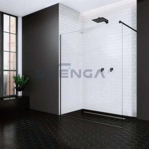 Radaway Modo New Black I stabili dušo sienelė