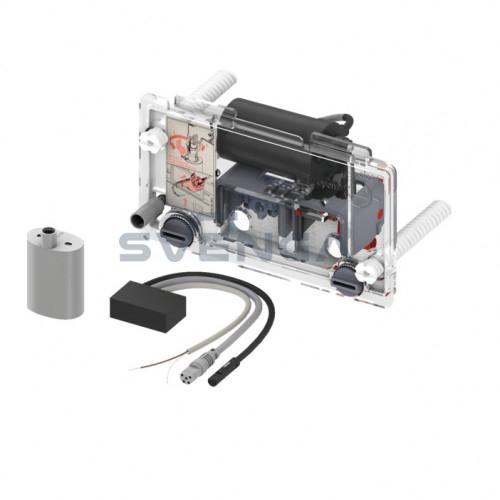 Tece TECEplanus vandens nuleidimo plokštelėslaidinio valdymo mechanizmas, 6 V