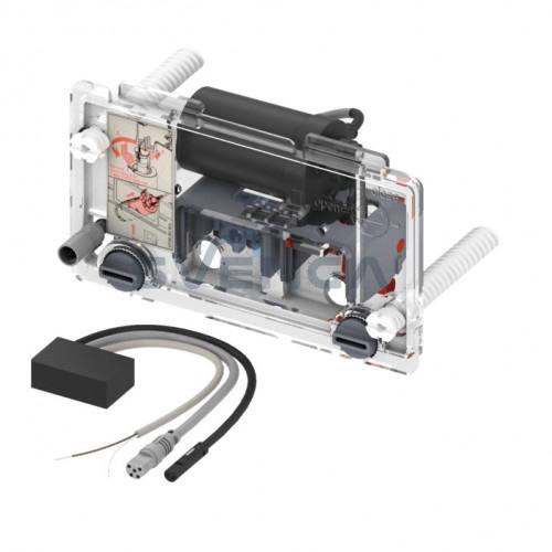 Tece TECEplanus vandens nuleidimo plokštelėslaidinio valdymo mechanizmas, 12 V