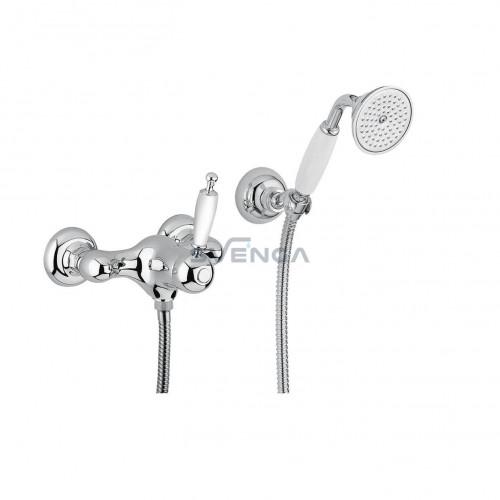 Bugnatese Oxford 6335 dušo maišytuvas su rankiniu dušeliu
