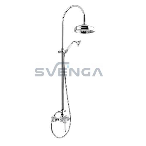 Bugnatese Oxford 6336C virštinkinė dušo sistema