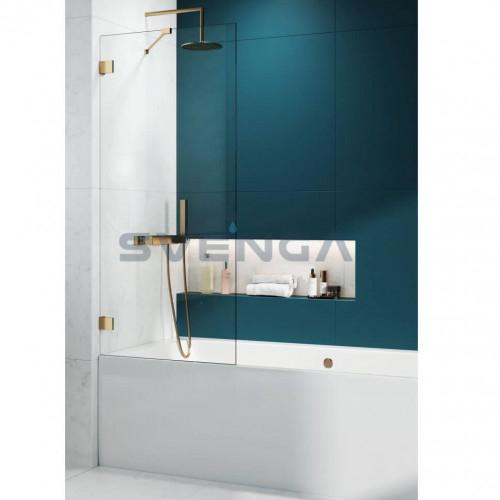 Radaway Essenza Pro Gold PNJ II vonios sienelė