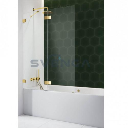 Radaway Essenza Pro Gold PND II vonios sienelė