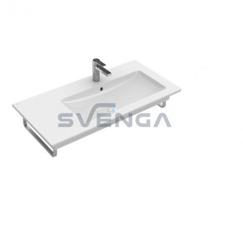 Villeroy & Boch Venticello 1000x500 baldinis/pakabinamas praustuvas kairinis