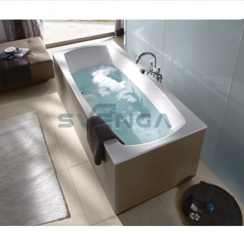 Villeroy & Boch My Art Solo akrilinė vonia 180x80 cm
