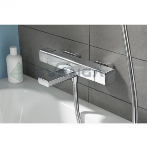 Hansgrohe Ecostat E virštinkinis termostatinis vonios maišytuvas
