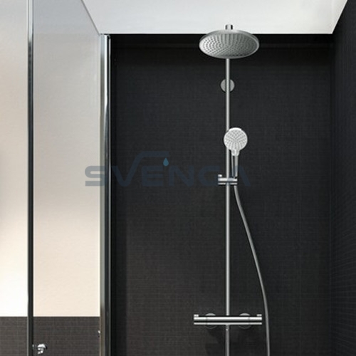 Hansgrohe Crometta S 240 1jet termostatinė dušo sistema (Sandėliuojama)
