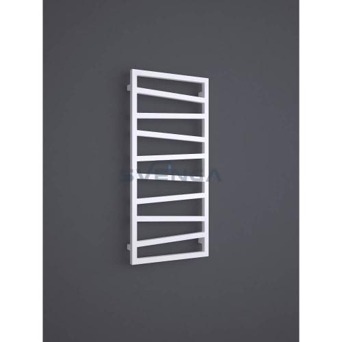Terma Zigzag rankšluosčio džiovintuvas baltos spalvos
