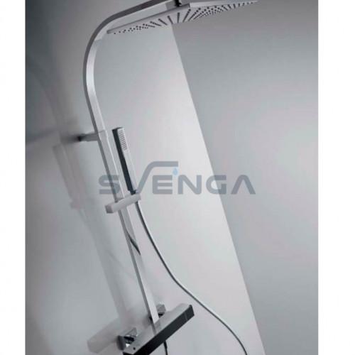 Tres Cuadro Exclusive termostatinė virštinkinė dušo sistema