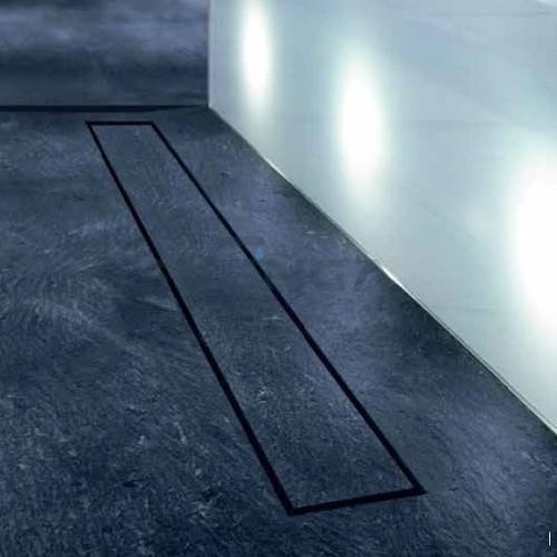 TeceDrainline latakas natūraliam akmeniui, plytelei, linoleumui, polimerinėmis grindims