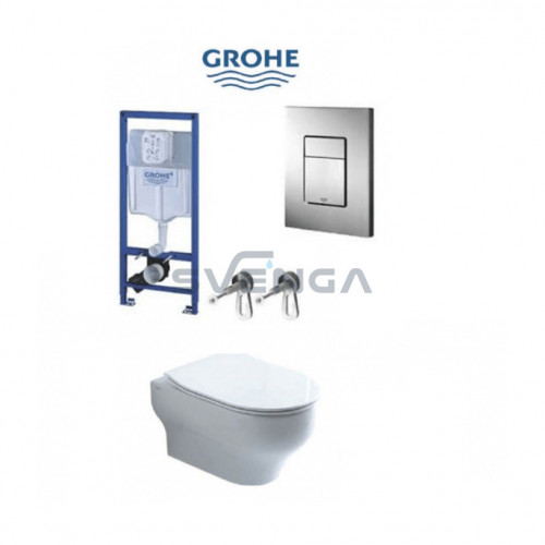 Grohe 4 in 1 potinkinis...