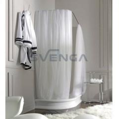 Kerasan Retro pusapvalis dušo padėklas